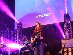 """Archivfoto: """"Stereo"""" bei der Bandfusion Royal in den Flottmann-Hallen am 30.01.2015"""