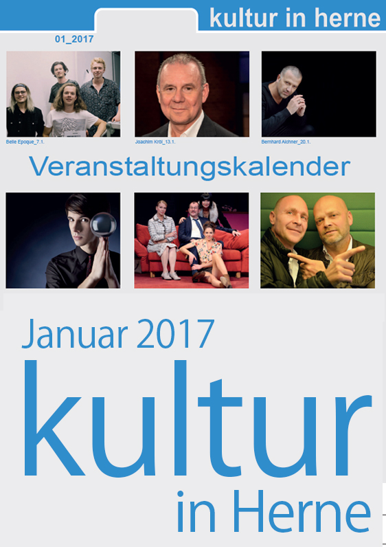 Veranstaltungen Januar