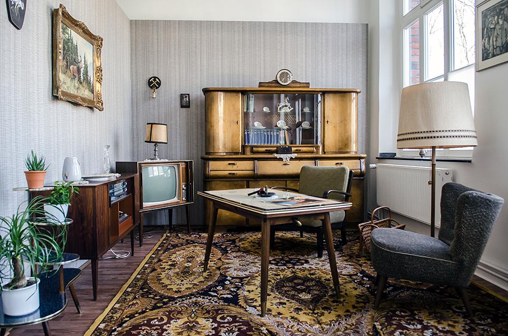 Eindrücke zum neuen Ausstellungskonzept des Heimatmuseums Unser Fritz. ©Thomas Schmidt, Stadt herne