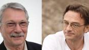 Henning Venske (links) © Frank Koschembar und Fritz Eckenga ©Philipp Wente