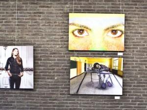 """Fotos aus der Ausstellung """"So gesehen"""" in der VHS-Galerie Wanne-Eickel. © Horst Martens, Stadt Herne"""