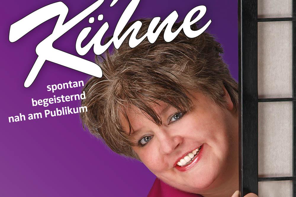 De Frau Kuehne.
