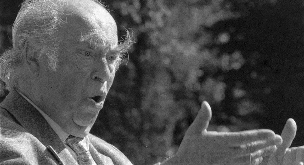 Ausdrucksstark, nicht nur wegen seiner gewaltigen Augenbrauen: Winfried Winfried Koçea. © Privat / Archiv Berke