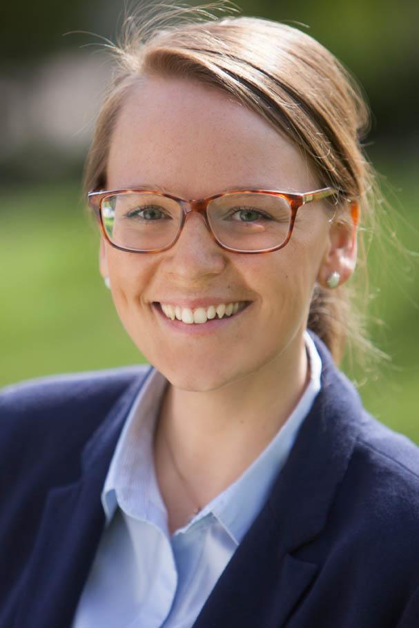 Vorstand Sonja Pauli.