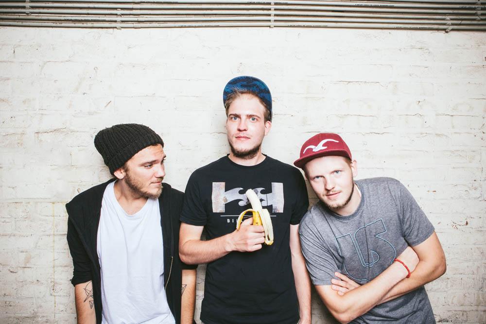 Alidaxo - Entwicklung von Rap zu mehr Elektro.