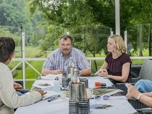 Pressekonferenz zum Gartenfest am Samstag, 10. Juni. © Frank Dieper, Stadt Herne.