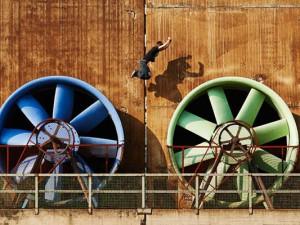 Ruhr-Games - Parkour. © Christop Marderer.