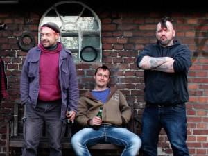 Bereits 1994 gegründet, gehört Cotzraiz zu den dienstältesten Punk-Bands des Ruhrgebiets.