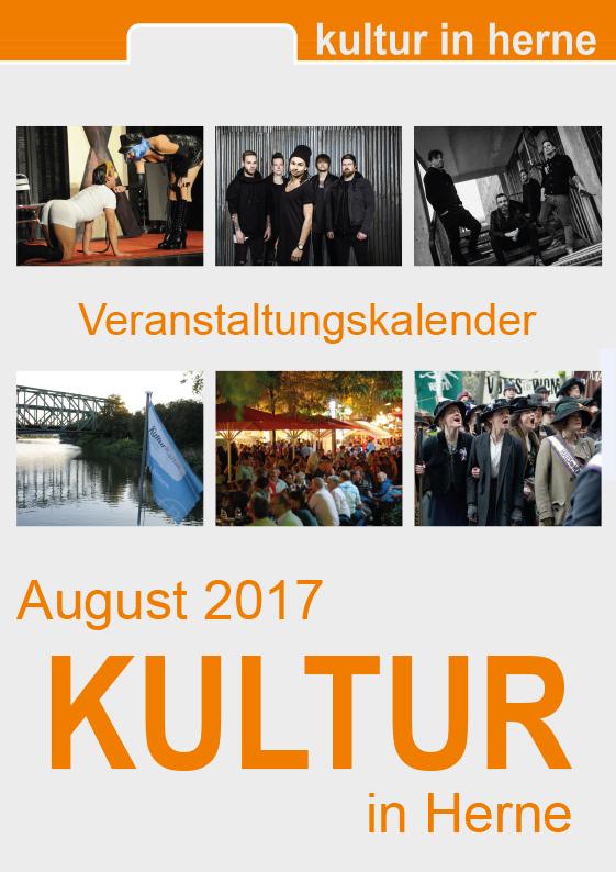 Veranstaltungen August