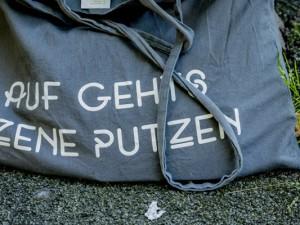 Eine Tasche voller Theater-Erfahrungen ist wichtig im Metier. © Frank Dieper, Stadt Herne