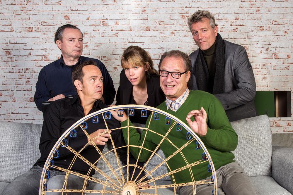 """""""Dinner für Spinner"""" ist eine schreiend-komische Komödie. ©Nicole Bruehl"""
