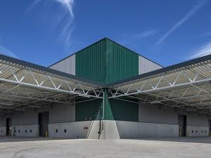 Logistikzentrum Grimberg © Harpen Unternehmensgruppe Dortmund