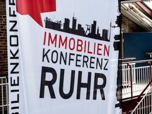 Immobilienkonferenz in den Flottmann-Hallen. © Thomas Schmidt, Stadt Herne.