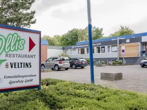 Ollis Restaurant erwartet Gäste im Gysenbergpark. ©Frank Dieper, Stadt Herne