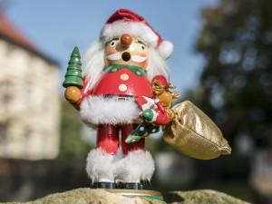 Weihnachtliche Aussichten im goldenen Oktober. ©Thomas Schmidt, Stadt Herne