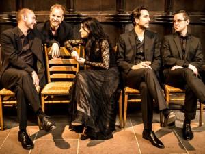 Die Prager Cappella Mariana präsentiert ihr Programm zur böhmischen Reformation erstmals in Deutschland. ©Petr Tomaides.