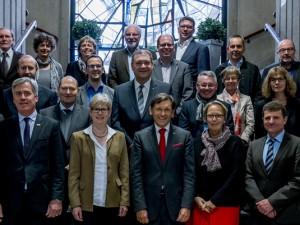 Das Bündnis für Arbeit hat schon viel erreicht. © Frank Dieper, Stadt Herne