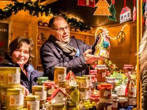 Herner Weihnachtsmarkt. ©Stadtmarketing Herne.