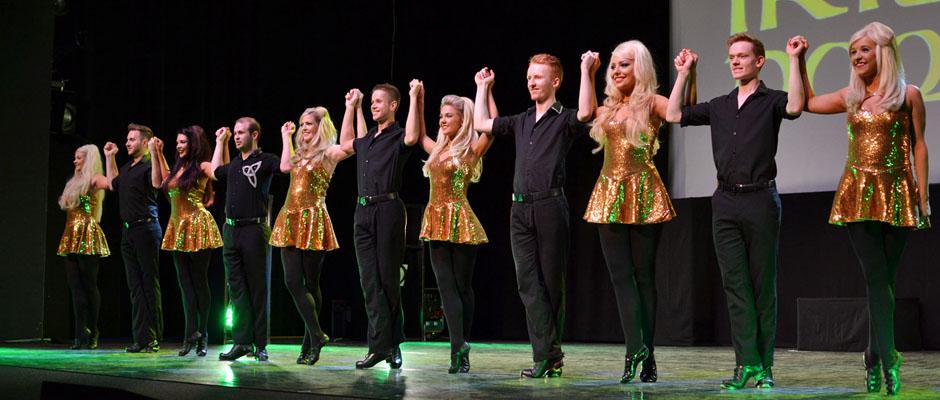 DANCE MASTERS! Best of Irish Dance: am 22. November 2017 im Kulturzentrum.