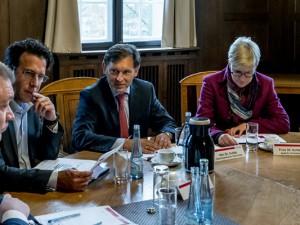 Das Bündnis für Arbeit setzt sich für Arbeits- und Ausbildungsplätze in Herne ein. © Frank Dieper, Stadt Herne
