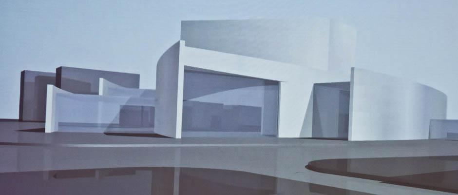 So etwa könnte das Gospelprojekt-Zentrum aussehen.