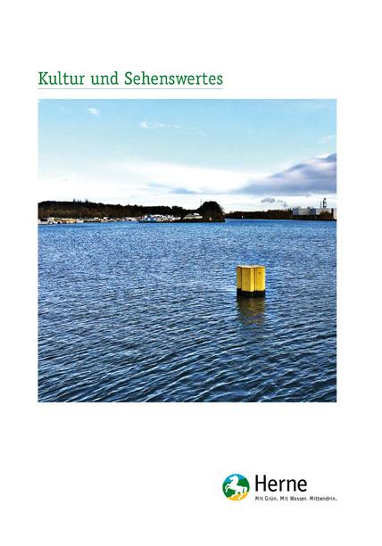 Kultur und Sehenswertes 2018, Titel © Stadtmarketing Herne GmbH