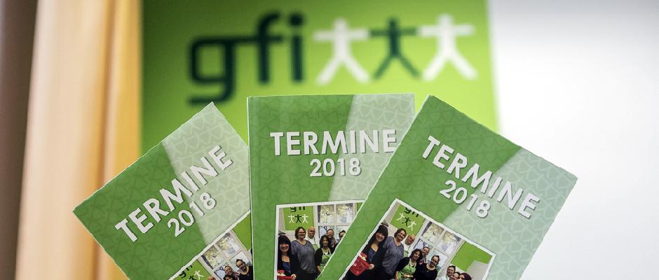Die gfi stellt ihre wichtigsten Vorhaben im neuen Jahr vor.