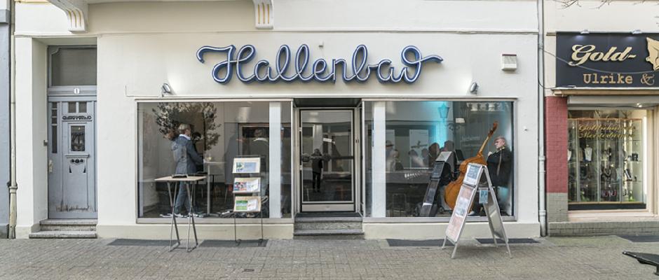"""""""Hallenbad"""" - der Startpunkt für eine positive Zukunft in Wanne. ©Thomas Schmidt, Stadt Herne."""