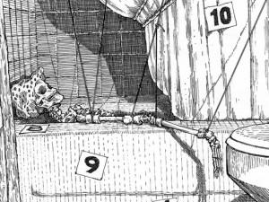 """Das Badezimmer als heiliger Ort ritueller Handlungen? Die Ausstellung """"Irrtümer & Fälschungen"""" wartet mit vielen zum Teil humoristischen Überraschungen auf. Foto: David Macaulay"""