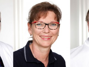 Gerfried Strohm, Dr. Anja Brämer-Maiß und Dr. Wolfgang Hettwer zählen zu den Besten ihres Fachs.