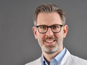Jens Verbeek ist neuer Chefarzt am EvK.