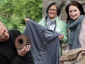 Musik aus Altmetall, Bergmanns-Traditionen und Kohlesäcke spielen beim Eröffnungsfest eine Rolle. ©Nina-Maria Haupt, Stadt Herne
