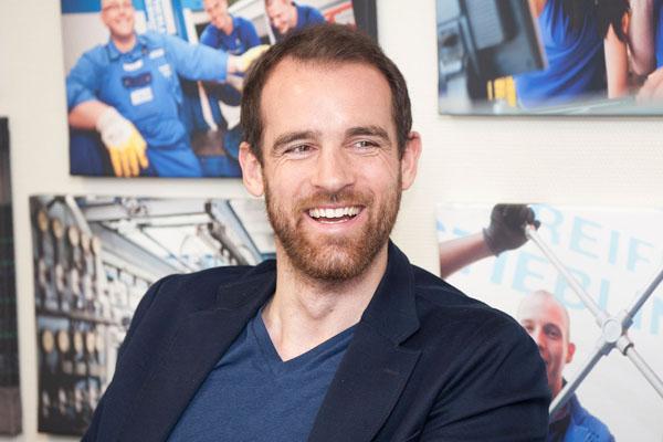 Talk mit Christoph Metzelder.