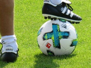 Sonntag um 17 Uhr ist Anstoß für die deutsche Mannschaft.