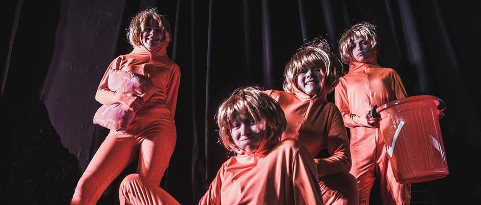 Probenfoto des JungenEnsembles 15+. © Carsten Schecker.