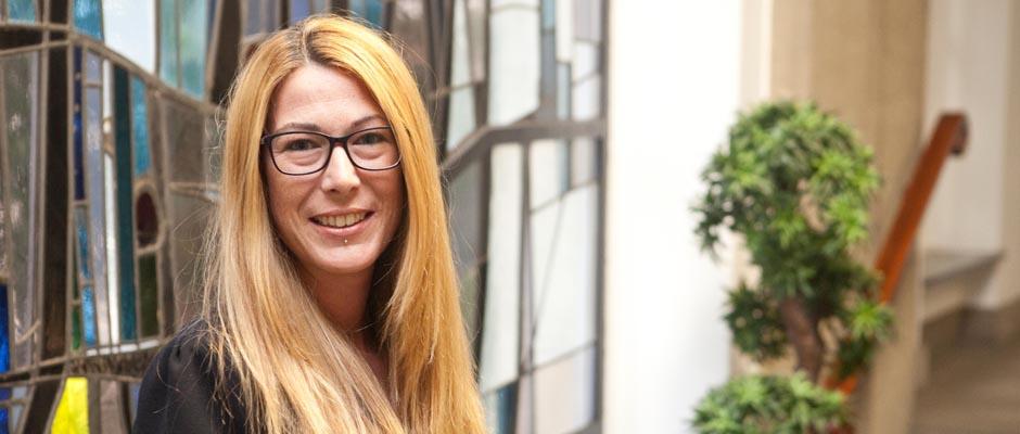 Stephanie Jordan, ab 1. August Leiterin des Fachbereichs Kinder, Jugend, Familie. ©Horst Martens, Stadt Herne