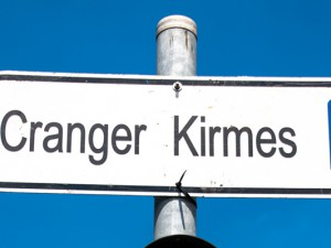 Da geht es zu den Kirmes-Parkplätzen. © Stadtmarketing Herne GmbH, Daniel Kiwitt