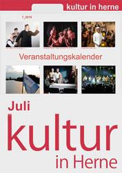 Veranstaltungen Juli