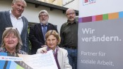 Susanne Schübel, Elisabeth Auchter-Mainz, Thomas Röll, Erich Leichner, Frank Köhler © Arne Pöhnert