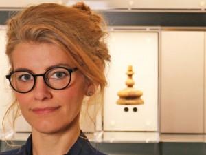 Doreen Mölders wird neue Leiterin im Archäologie-Museum. © Foto: smac/ Annelie Blasko