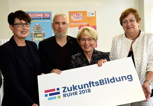 Pressefoto ZukunftBildungRuhr