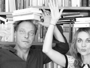 Die Veranstaltungen mit Martin Brambach und Christine Sommer waren beide ausverkauft. © Niko S.