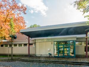 Das Volkshaus Röhlinghausen ist eine VErsammlungsstätte mit langer Tradition. ©Frank Dieper, Stadt Herne