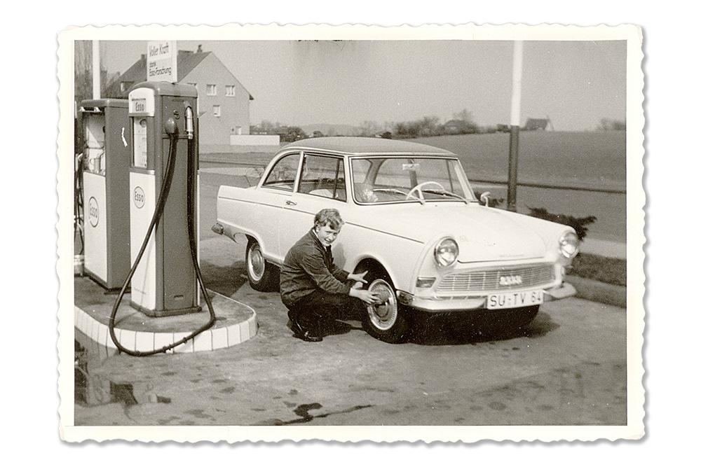 Gisela, Die Frau Von Der Tankstelle