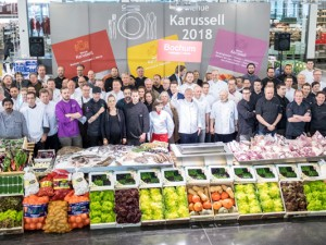 Präsentation der Gastronomen, die an Menue-Karrussell teilnehmen. ©Archivfoto