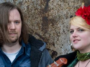 Das Jaana-Redflower-Duo aus Witten-Essen.