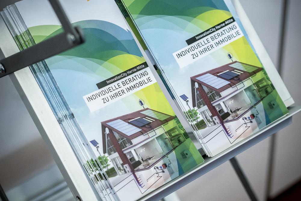 Ab sofort: Energetiscche Immobilienberatung in Herne-Mitte.@Thomas Schmidt, Stadt Herne