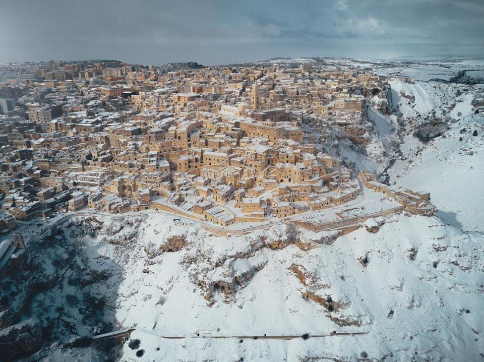 Matera - die Kulturhauptstadt 2019.