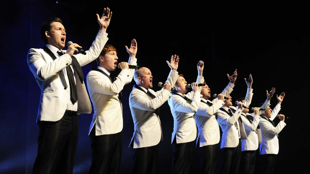 12-01-13 The Magic Tenors - The Show
