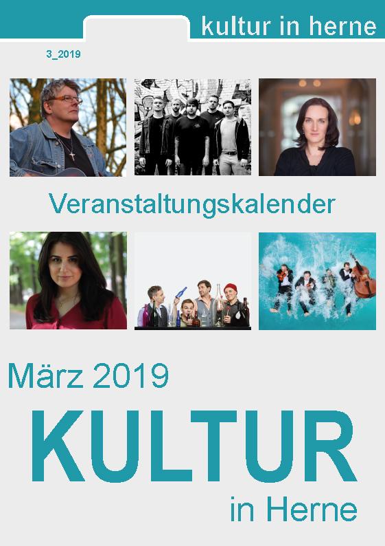 Veranstaltungen März